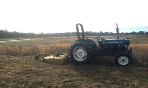 Richmond Bush Hog Mowing